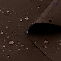 210T Waterproof PU Nylon Taffeta/58''/Dark Brown
