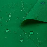 210T Waterproof PU Nylon Taffeta/ 58''/Emerald Green