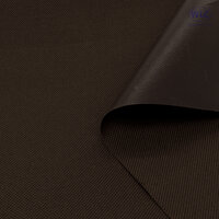 600D PVC Oxford Polyester/ Flat Backing/58''/50Y/Dark Brown*T