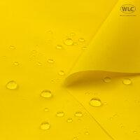 210T Waterproof PU Nylon Taffeta/58''/Yellow